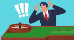 The 3 Biggest Mistakes You Could Make at the Roulette Table