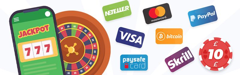 payment options for £10 deposits - uk-casino.online
