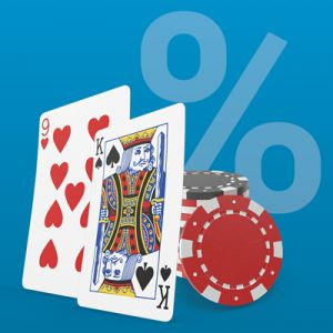 online baccarat odds house edge