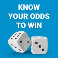 Online craps odds and payouts