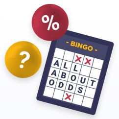 All about odds Bingo