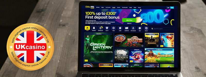 william hill casino - high payouts