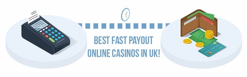 Top 10 fast payout casinos