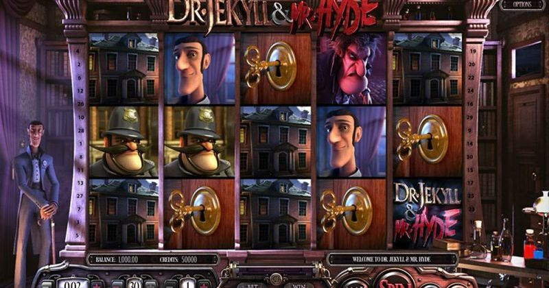 Play in Dr. Jekyll & Mr. Hyde Slot Online from Betsoft for free now | Play Casino