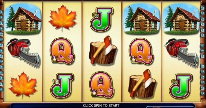 Play in Timber Jack Slot Online from Bluberi for free now | Play Casino
