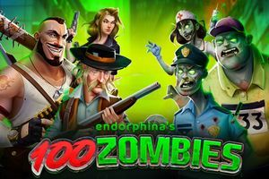 100 Zombies Slot Online from Endorphina review