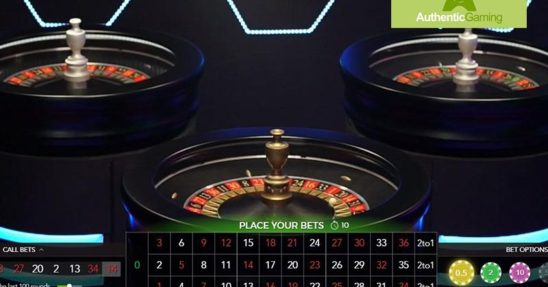 Play in Auto Roulette VIP Live Slot Online from Authentic Gaming for free now | Play Casino