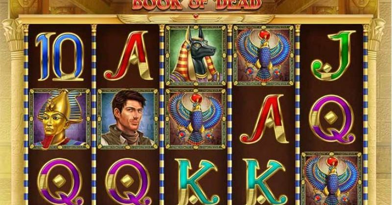 Play in Book of Dead Slot Online from Play'n GO for free now   Play Casino