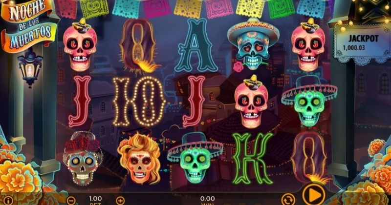 Play in Noche De Los Muertos Slot Online from 888 Gaming for free now | Play Casino