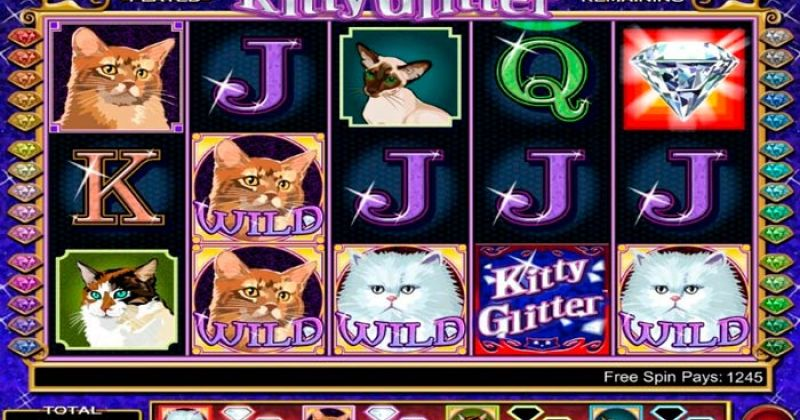 Play in Kitty Glitter Slot Online From IGT for free now | Play Casino