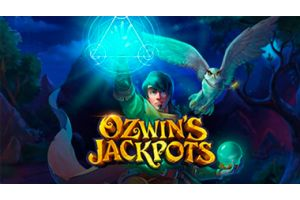 Ozwin's Jackpots Slot Online From Yggdrasil review