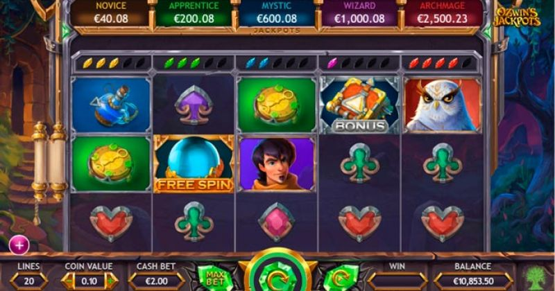 £60k Free Spins Mania | Free Casino - Free Bets Online