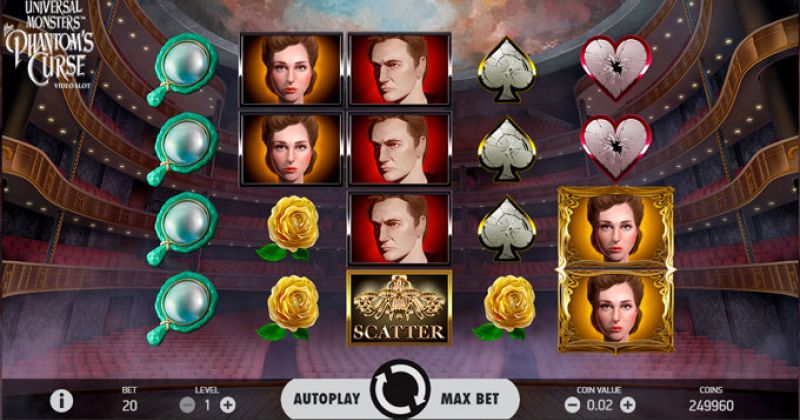 Play in The Phantom's Curse Slot Online From NetEnt  for free now   Play Casino