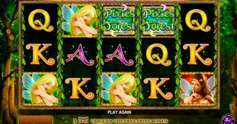 Play in Pixies of The Forest Slot Online From IGT for free now | Play Casino