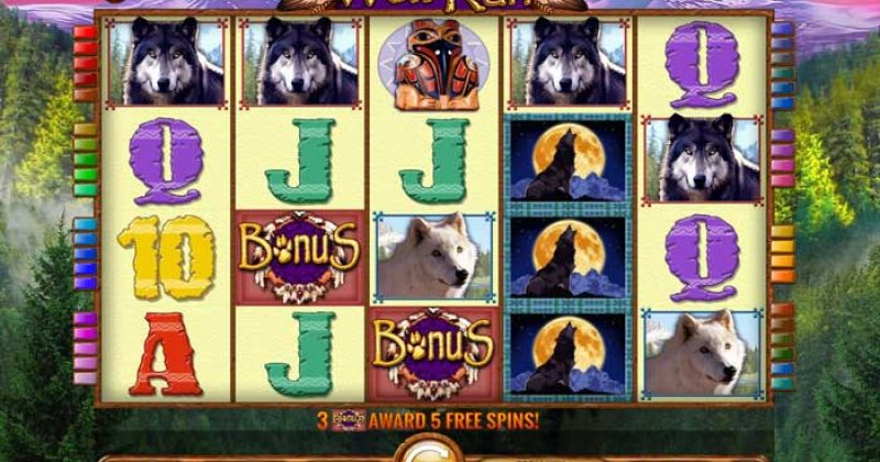 Play in Wolf Run Slot Online From IGT for free now | Play Casino