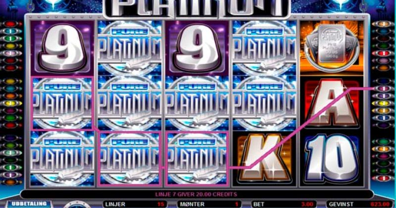 Play in Pure Platinum Slot Online From Microgaming for free now | Play Casino
